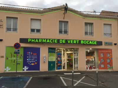 Pharmacie De Vert Bocage - Pharmacie - Salon-de-Provence