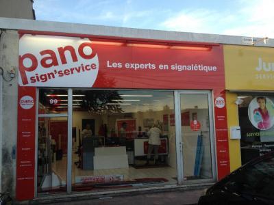 PANO Bordeaux Mérignac - Peinture et décoration publicitaire - Mérignac
