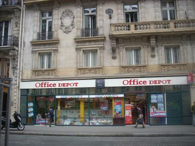 Office Depot - Vente de matériel et consommables informatiques - Paris
