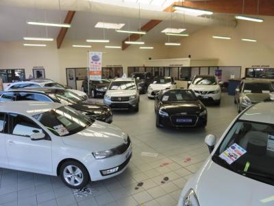 Distinxion - Garage automobile - Fougères