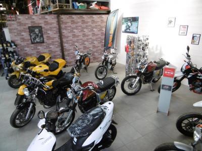 T5 Et Cie - Vente et réparation de motos et scooters - Challans