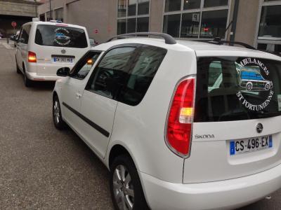 Saint Fortunienne SARL - Ambulance - Villeurbanne