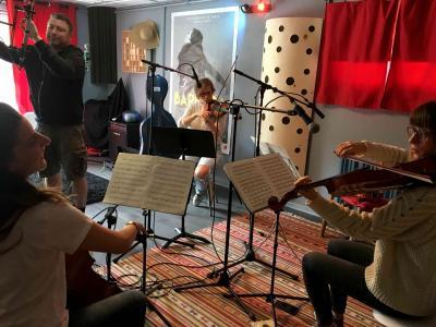 Studio La Berlue - Studio d'enregistrement - Montreuil