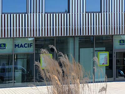 MACIF Assurances - Mutuelle d'assurance - Mulhouse