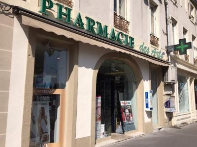 Pharmacie Des Arts - Pharmacie - Chalon-sur-Saône