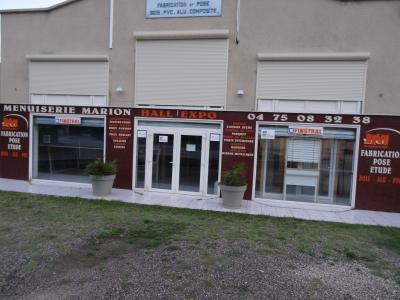 Menuiserie Marion EURL - Menuiserie aluminium - Tournon-sur-Rhône