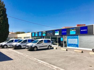A L'eau Piscine - Construction et entretien de piscines - Marseille