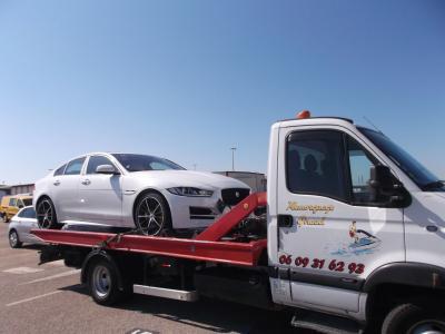 Assistance Auto Giraud Remorquage - Garage automobile - Marseille