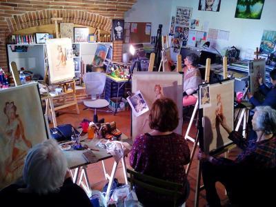 Solenn Laine - Artiste peintre - Montauban