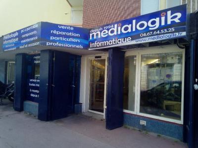 Medialogik - Dépannage informatique - Montpellier