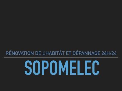 Sopomelec - Entreprise d'électricité générale - Paris