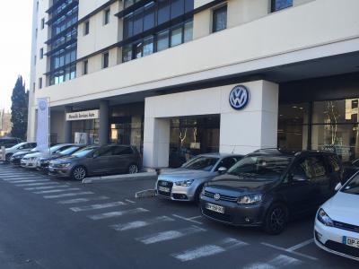 Volkswagen Marseille Boulevard Jean Moulin - Concessionnaire automobile - Marseille