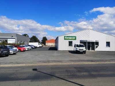 Europcar GRANVILLE - Location d'automobiles de tourisme et d'utilitaires - Granville