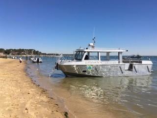 Bateau Taxi Le PASSEUR - Location de bateaux - Arcachon