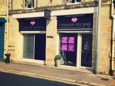 L'Evasion Des Sens - Relaxation - Bordeaux