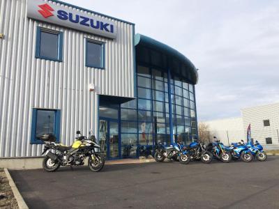 Suzuki Moto - Agent concessionnaire motos et scooters - Aubière