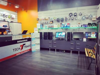 Tech-Trade - Vente de matériel et consommables informatiques - Villeurbanne