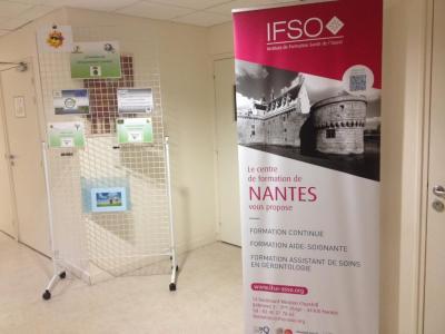 Institut Formation Santé De L'ouest IFSO - IFAS - Enseignement pour le social et le paramédical - Nantes
