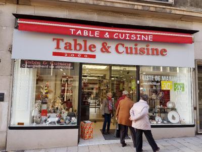 Table & cuisine - Magasin de décoration - Rouen