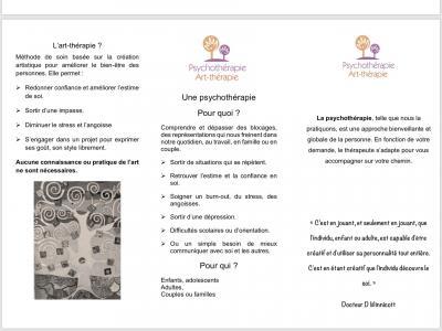 Florence Louis - Psychothérapie - pratiques hors du cadre réglementé - Libourne