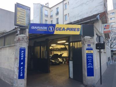 Garage Electric Auto Pires - Garage automobile - Courbevoie