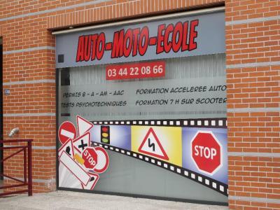 A . R Auto Moto Ecole - Auto-école - Beauvais