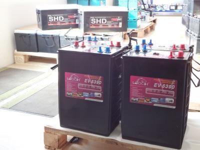 Francebatt - Batteries, piles et accumulateurs - Meaux