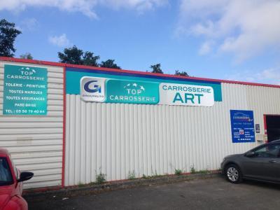 Carrosserie Art - Carrosserie et peinture automobile - Aire-sur-l'Adour