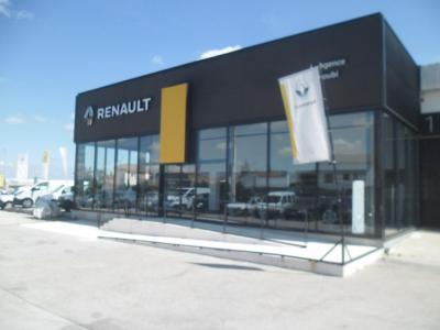 Renault - Carrosserie et peinture automobile - Caissargues