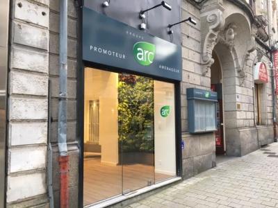 Groupe Arc - Promoteur constructeur - Vannes