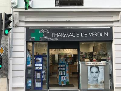 Pharmacie De Verdun - Pharmacie - Biarritz