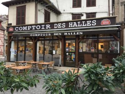 Comptoir des Halles - Restaurant - Troyes