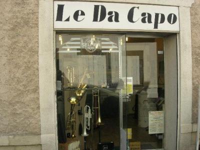 Le Da Capo - Artisanat d'art - Orléans