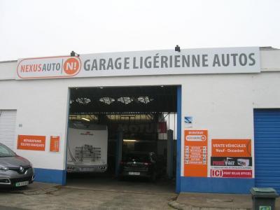 Requal - Garage automobile - Loire-Authion