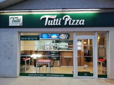 Tutti Pizza Saint Gaudens - Restaurant - Saint-Gaudens