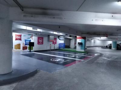 Parking Dijon Clémenceau - Divia - Parking public - Dijon