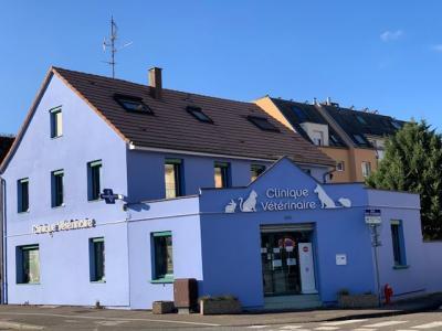 Clinique Vétérinaire Des Tanneries - Vétérinaire - Strasbourg