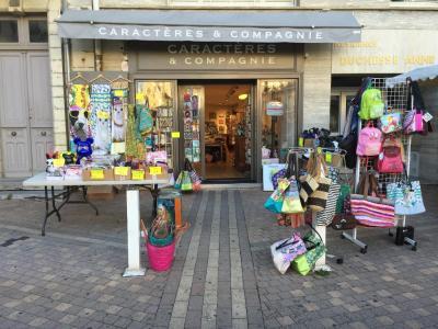 Caractères et Compagnie Biarritz - Accessoires de mode - Biarritz