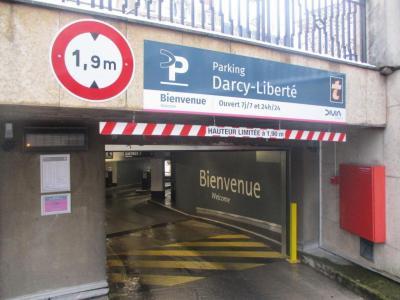 DiviaVélo - DiviaVélodi - Parking public - Dijon