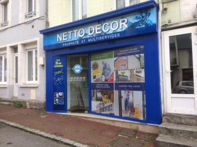 Netto-Décor Propreté - Entreprise de nettoyage - Granville
