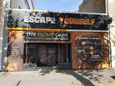 Escape Yourself - Parc d'attractions et de loisirs - Bordeaux