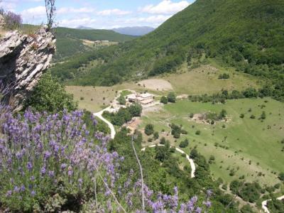Gîte Du Col De Blanc - Gîte - Vesc