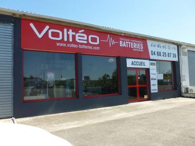 Voltéo - Batteries, piles et accumulateurs - Carcassonne