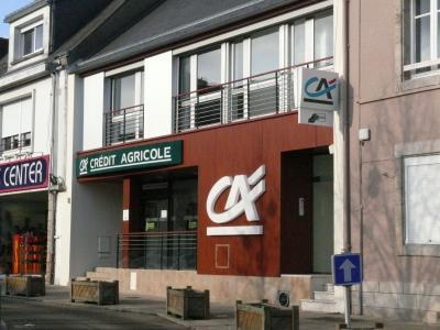 Credit Agricole - Banque - Plouay