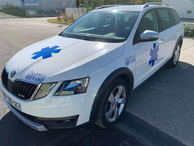 Ambulances et Taxis Riffard - Ambulance - Aubenas