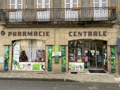Pharmacie Rosseel-Pailleret - Pharmacie - Bourbon-l'Archambault