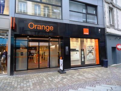 Boutique Orange - Vente de téléphonie - Saint-Brieuc