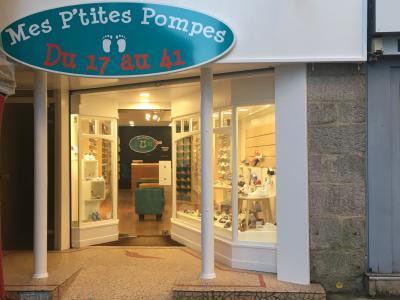Mes P'tites Pompes - Chaussures - Vannes