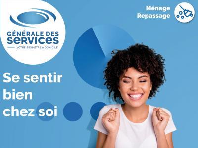 Generale des Services - Ménage et repassage à domicile - Amiens