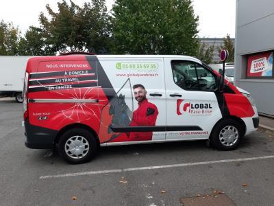 Global Pare Brise - Vente et réparation de pare-brises et toits ouvrants - Beauvais